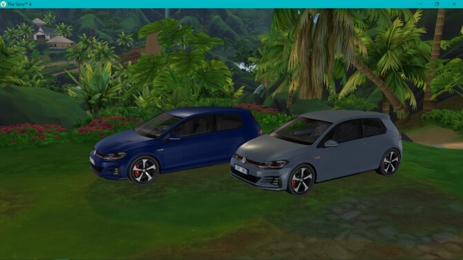 Volkswagen Golf GTI at LorySims image 15811 670x377 Sims 4 Updates
