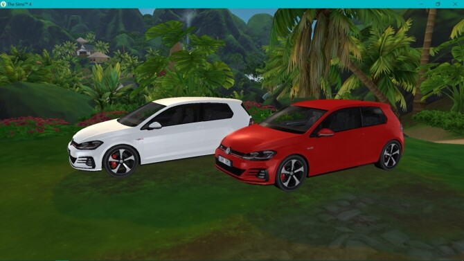 Volkswagen Golf GTI at LorySims image 15911 670x377 Sims 4 Updates