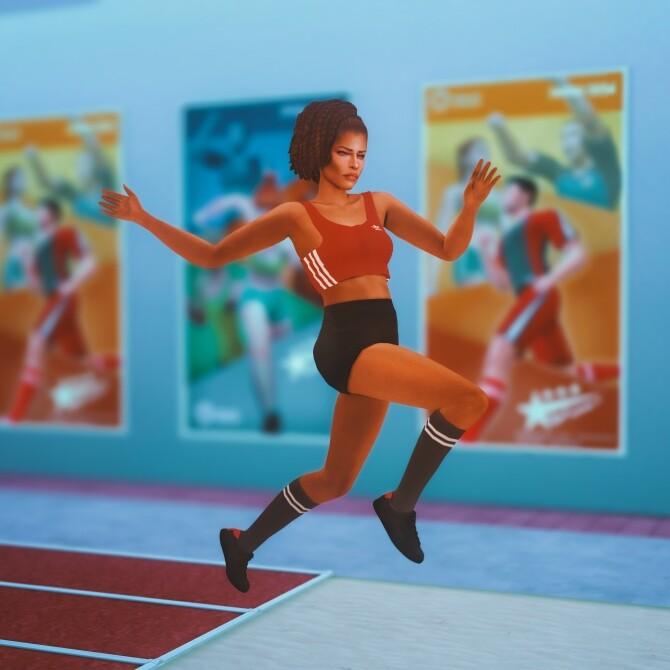 Long Jump Pose Pack at Katverse image 1596 670x670 Sims 4 Updates