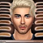 Eyebrows N4 by cosimetic