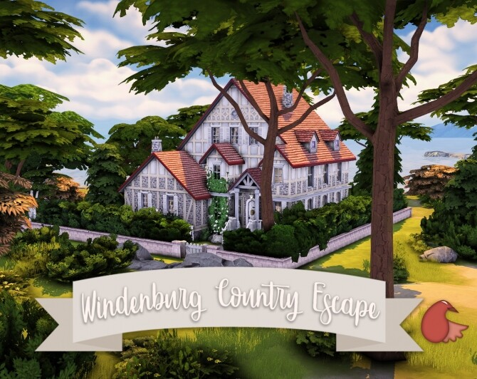 Windenburg Country Escape at Miss Ruby Bird image 1601 670x532 Sims 4 Updates