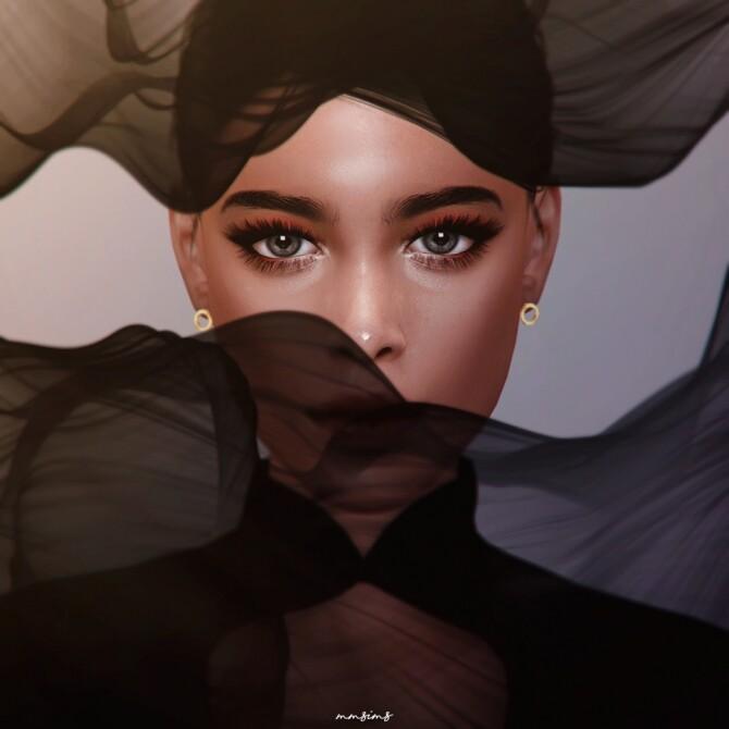 Eyelashes v4 at MMSIMS image 1606 670x670 Sims 4 Updates