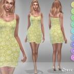 Dress Livi 1 by Jaru Sims