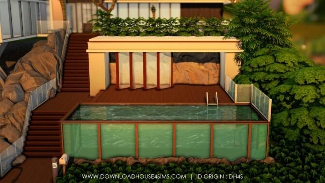 Architect Modern Villa at DH4S image 1650 670x377 Sims 4 Updates