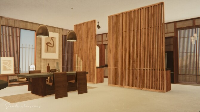 Sashimi Asian House at SoulSisterSims image 1661 670x377 Sims 4 Updates