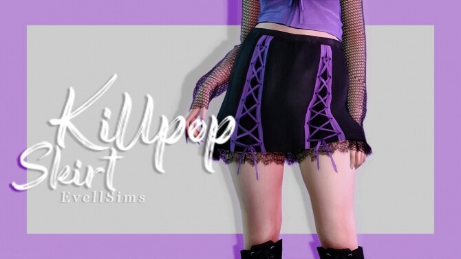 Killpop Skirt