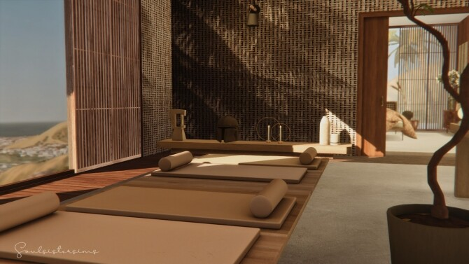 Sashimi Asian House at SoulSisterSims image 1681 670x377 Sims 4 Updates