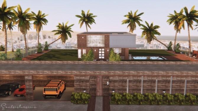 Sashimi Asian House at SoulSisterSims image 1711 670x377 Sims 4 Updates