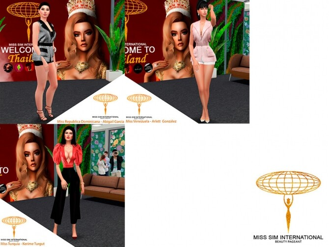 MSI AIRPORT Poses pack by Beto ae0 at TSR image 1712 670x503 Sims 4 Updates