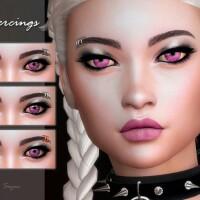Eyebrow Piercings by Suzue