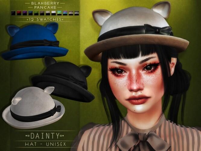 Dainty Hat