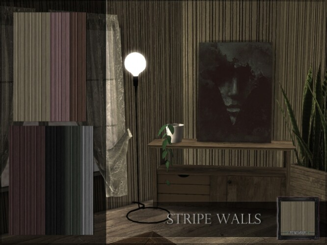 Stripe Walls by RemusSirion