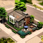 Eco Urban City House