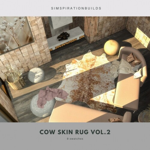 Cow Skin Rug collection volume 2