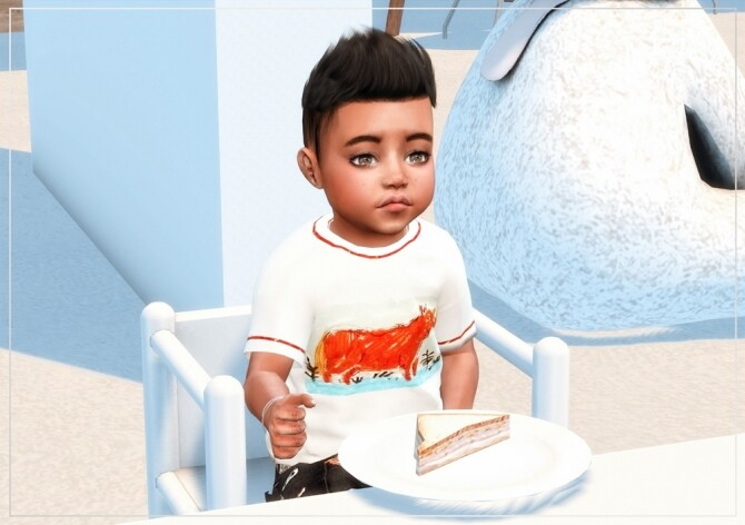 Designer Set for Toddler Boys 0908 at Sims4 Boutique image 1833 670x472 Sims 4 Updates