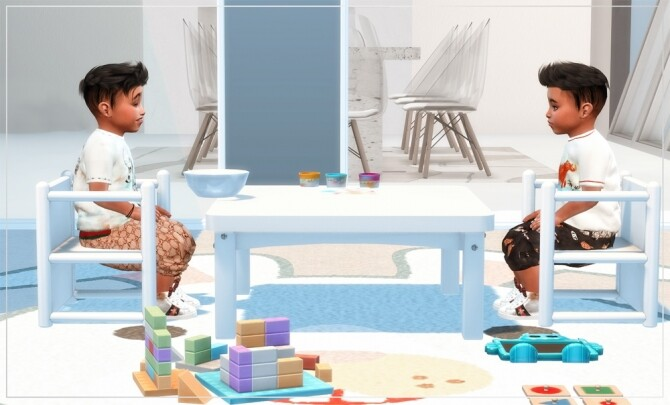 Designer Set for Toddler Boys 0908 at Sims4 Boutique image 1844 670x405 Sims 4 Updates