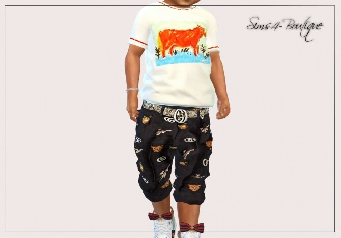 Designer Set for Toddler Boys 0908 at Sims4 Boutique image 1864 670x469 Sims 4 Updates