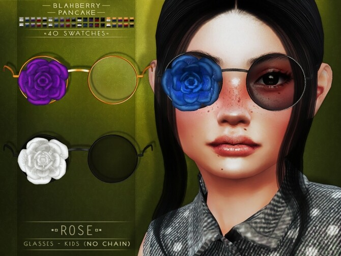 Rose Glasses at Blahberry Pancake image 1886 670x503 Sims 4 Updates