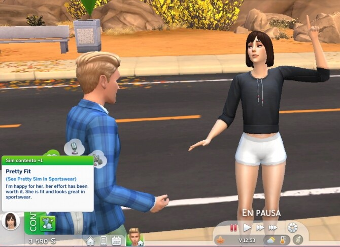Sims 4 Pretty Girl Trait by JesseLluvia at Mod The Sims
