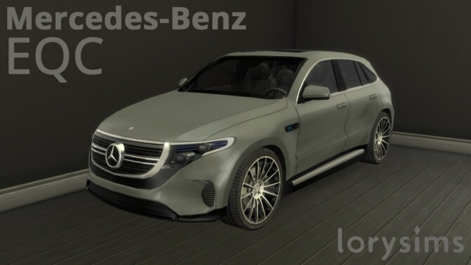 Mercedes-Benz EQC by LorySims