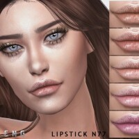 Lipstick N77 by Seleng