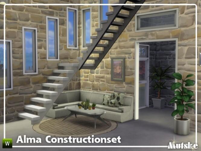 Alma Construction set Part 10 by mutske