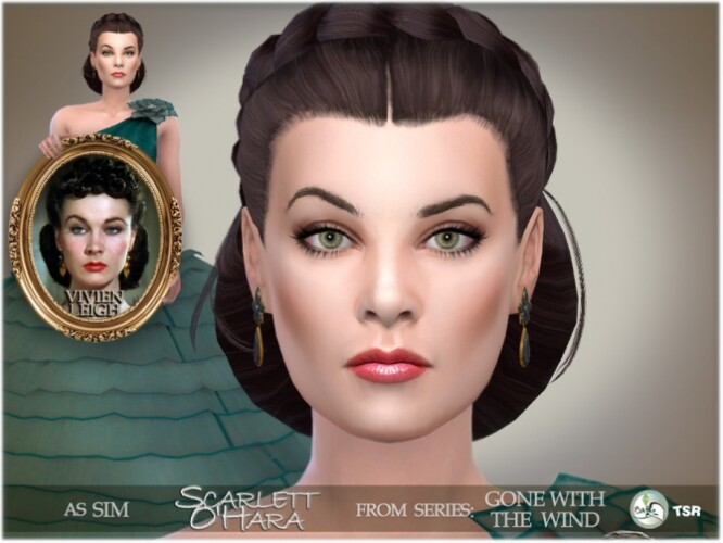 Gone with the Wind Scarlett OHara by BAkalia