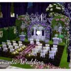Romantic wedding venue by Oldbox