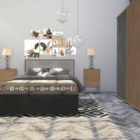 Lakefield Bedroom by Onyxium