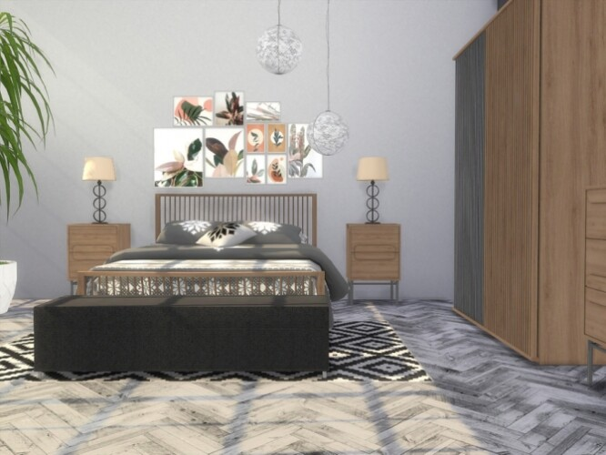 Lakefield Bedroom by Onyxium