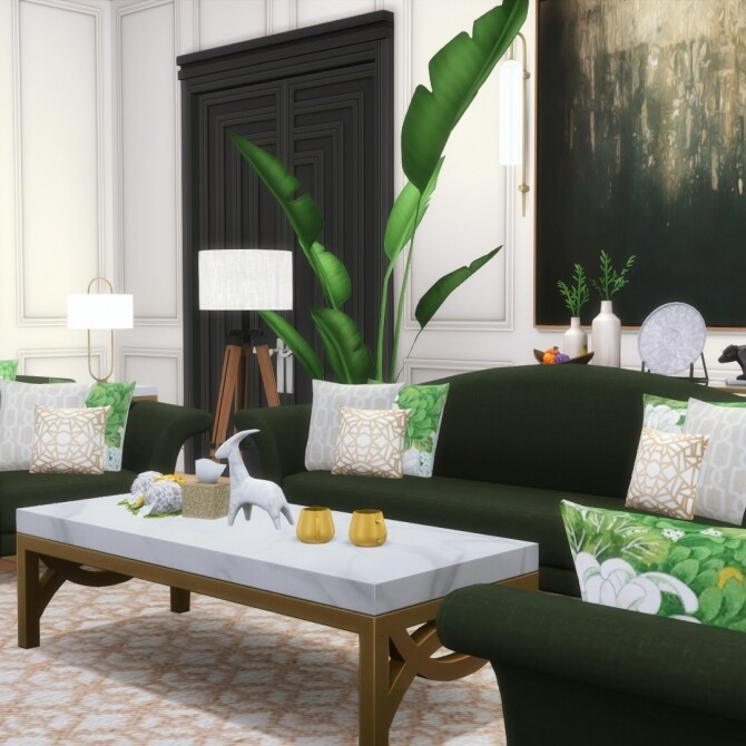 Eloise Camelback 4 New Seatings at Simsational Designs image 1972 670x670 Sims 4 Updates