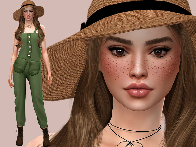 Charlotte Brown at MSQ Sims image 1993 Sims 4 Updates