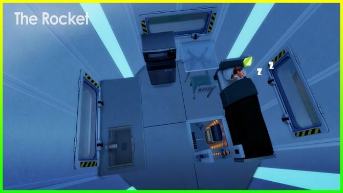 The Rocket at Kalino image 2001 670x377 Sims 4 Updates