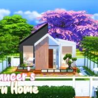 Freelancer Modern Home by simbunnyRT