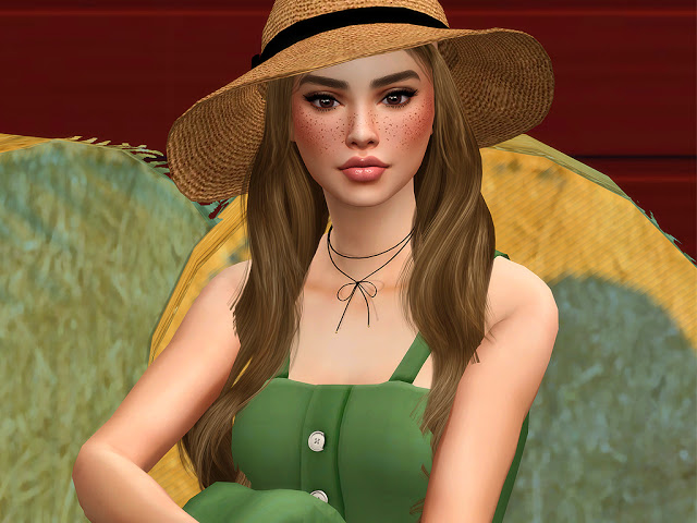 Charlotte Brown at MSQ Sims image 20110 Sims 4 Updates