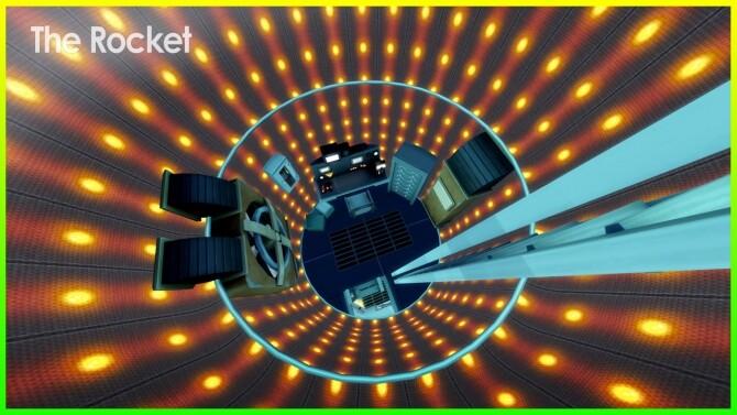 The Rocket at Kalino image 2021 670x377 Sims 4 Updates