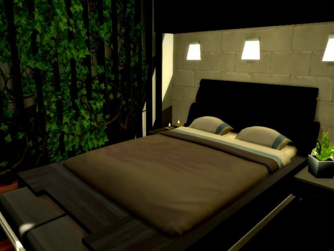 Sims 4 Modern Palms Home by GenkaiHaretsu at TSR