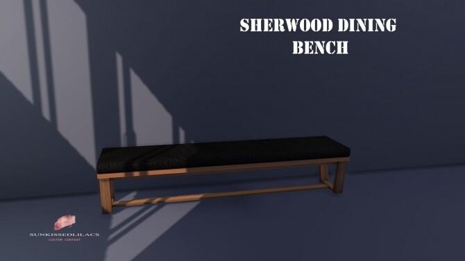 Sherwood Dining Bench