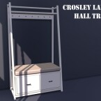 Crosley Landon Hall Tree