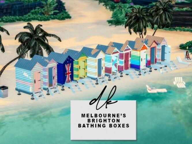 Melbourne Brighton Boxes