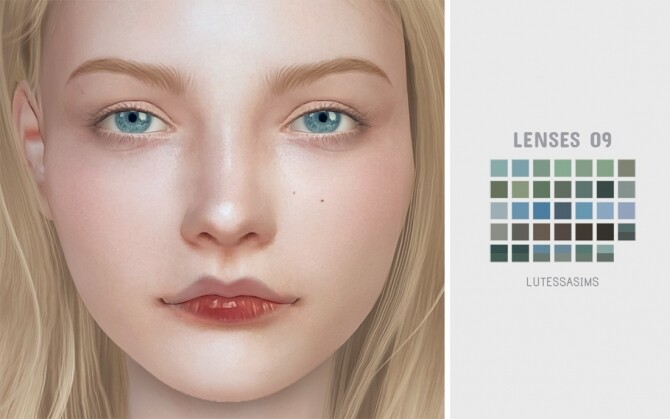 Lenses 09 at Lutessa image 2109 670x419 Sims 4 Updates