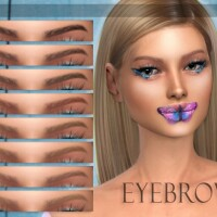 Eyebrows N21 by MagicHand