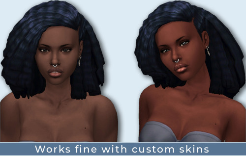 Sims 4 Skin Colors Fixer mod updated! at Frenchie Sim