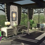 The Sims 4 Glamour Life Stuff by simsi45