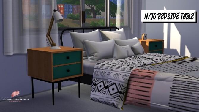 Nyjo bedside table