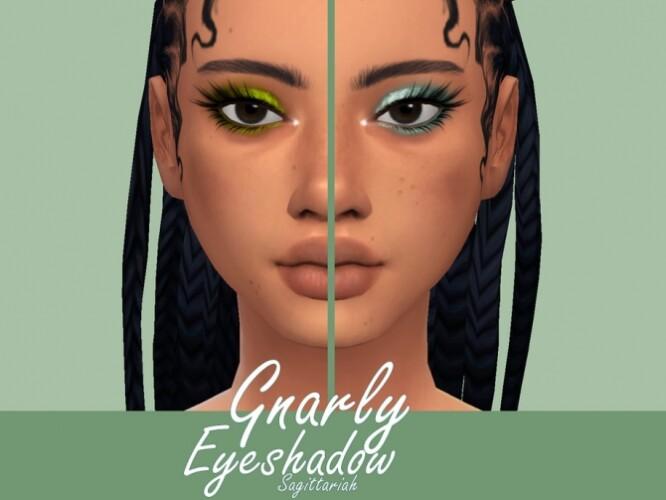 Gnarly Eyeshadow by Sagittariah