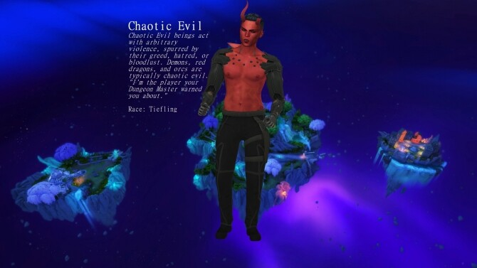 Dungeons & Dragons Alignments as Traits by Emoria at Mod The Sims image 2204 670x377 Sims 4 Updates