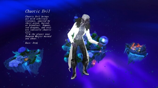 Dungeons & Dragons Alignments as Traits by Emoria at Mod The Sims image 22111 670x377 Sims 4 Updates