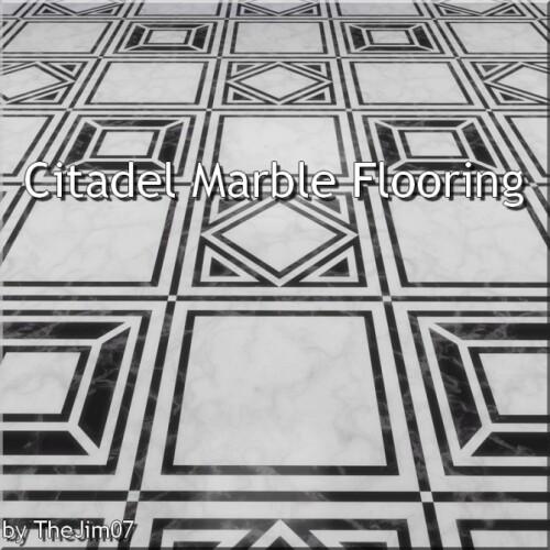 Citadel Marble Flooring by TheJim07