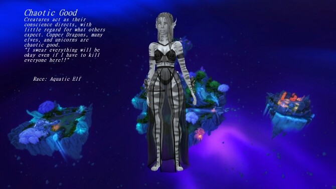 Dungeons & Dragons Alignments as Traits by Emoria at Mod The Sims image 2234 670x377 Sims 4 Updates